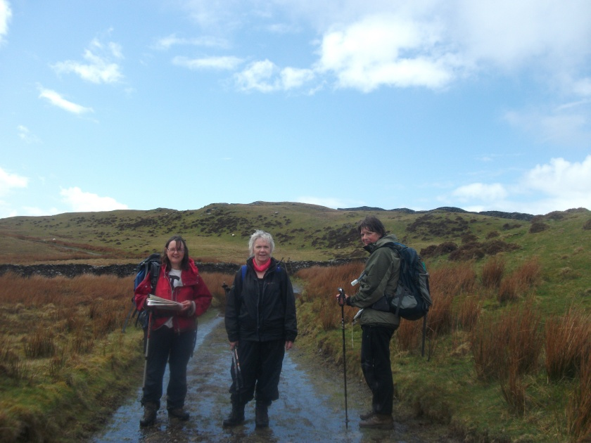 Time to dry out - Rhinogs Trip 2013