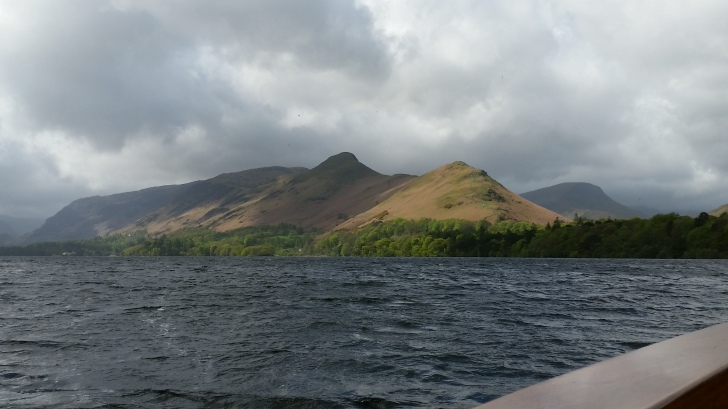 A different view of Catbells - Lakes 2015
